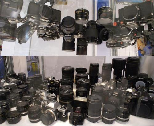 Мировой объем продаж цифровых SLR камер продолжает расти быстрыми темпами.