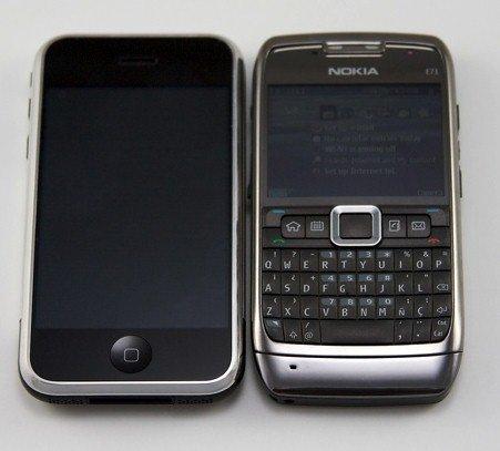 Смартфоны Nokia деловой Е-серии уже не новинка, однако последнее пополнение