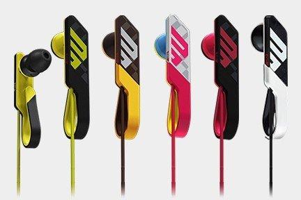 Спортивные наушники Sony Qlasp держатся за уши мертвой хваткой