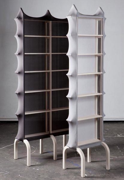 Мебель от Lanzavecchia + Wai: кто сказал, что одевать можно только человека?