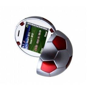 Lightinthebox начинила футбольный мяч мобильным телефоном