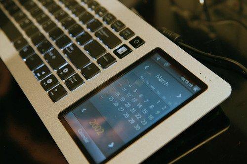 Asus раскрыла все секреты умной беспроводной клавиатуры Eee Keyboard