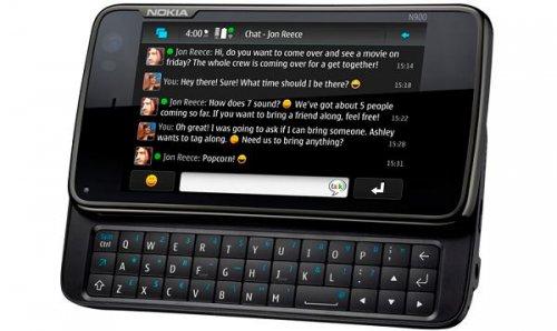 Nokia выпускает смартфон N900 в Тайване, рассказывает о новых моделях