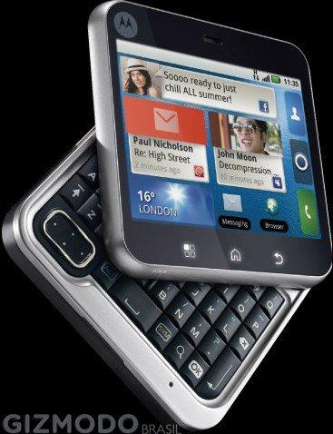 Квадратный смартфон от Motorola назвали Flipout