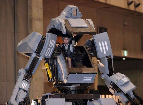 Как сделать своего боевого робота 814