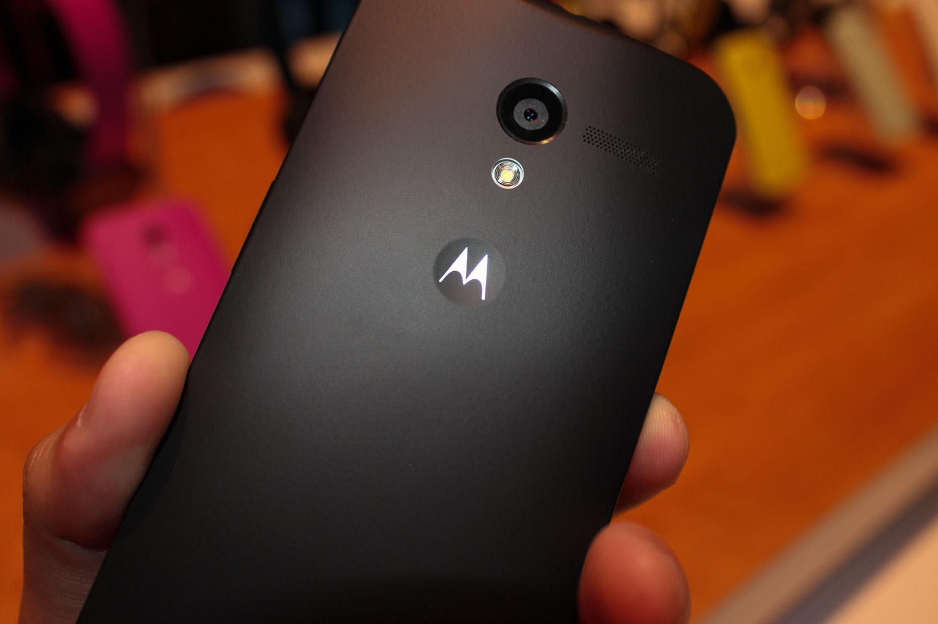 Утечка характеристики нового смартфона Motorola Moto X