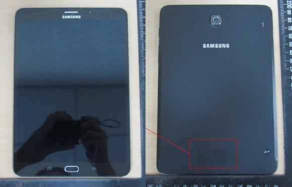 В сеть попали две фотографии Samsung Galaxy Tab S2 8.0 В интернете были...