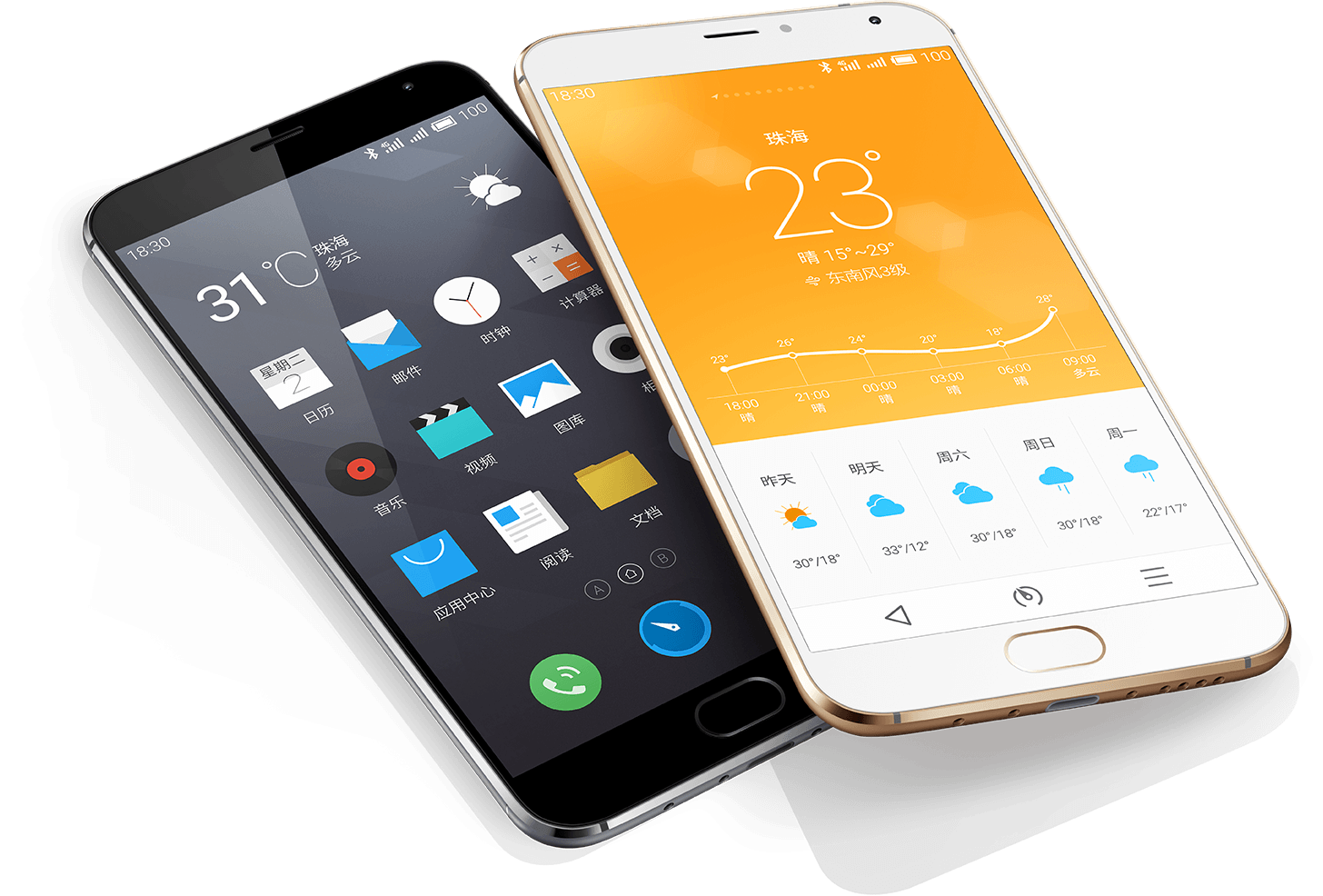 Meizu представила флагманский смартфон MX5