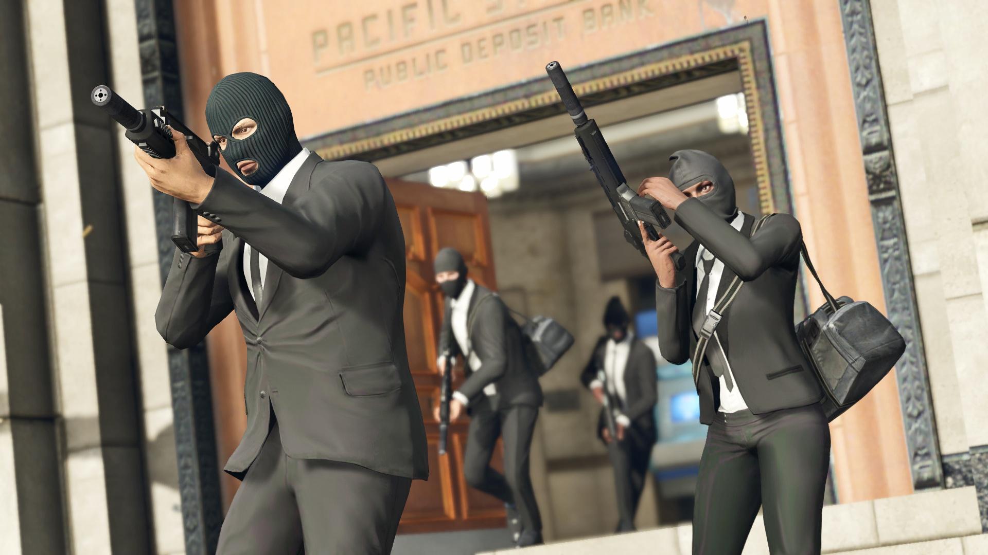 Продажи Grand Theft Auto V превысили 54 млн копий