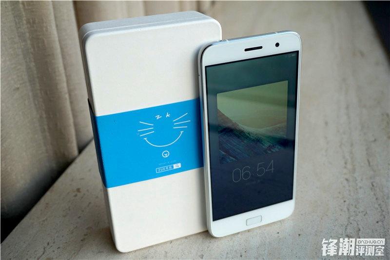 ZUK представила смартфон Z1