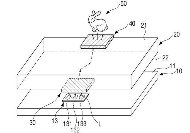 Samsung заинтересовалась в смартфонах с голограммами