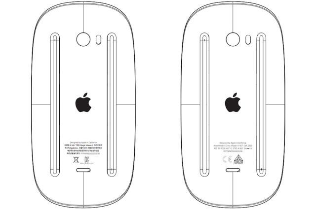 Слух Apple готовит новые мышь и клавиатуру