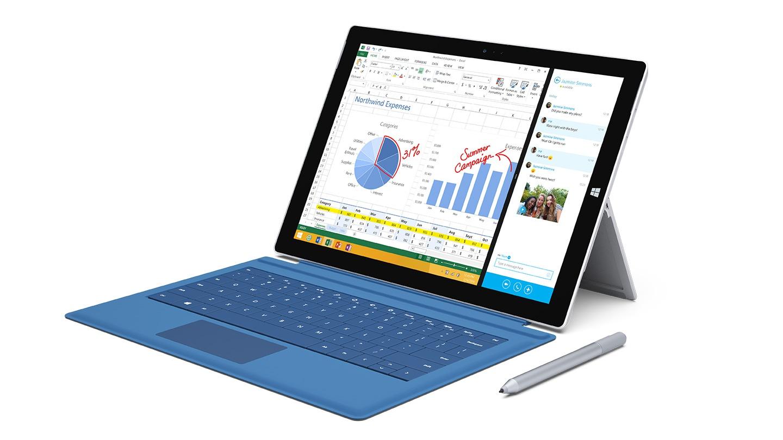 Слух Microsoft готовит два новых Surface-планшета с крупными дисплеями