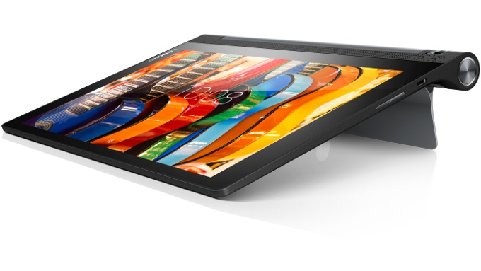 Анонсированы планшеты Lenovo Yoga Tab 3 8