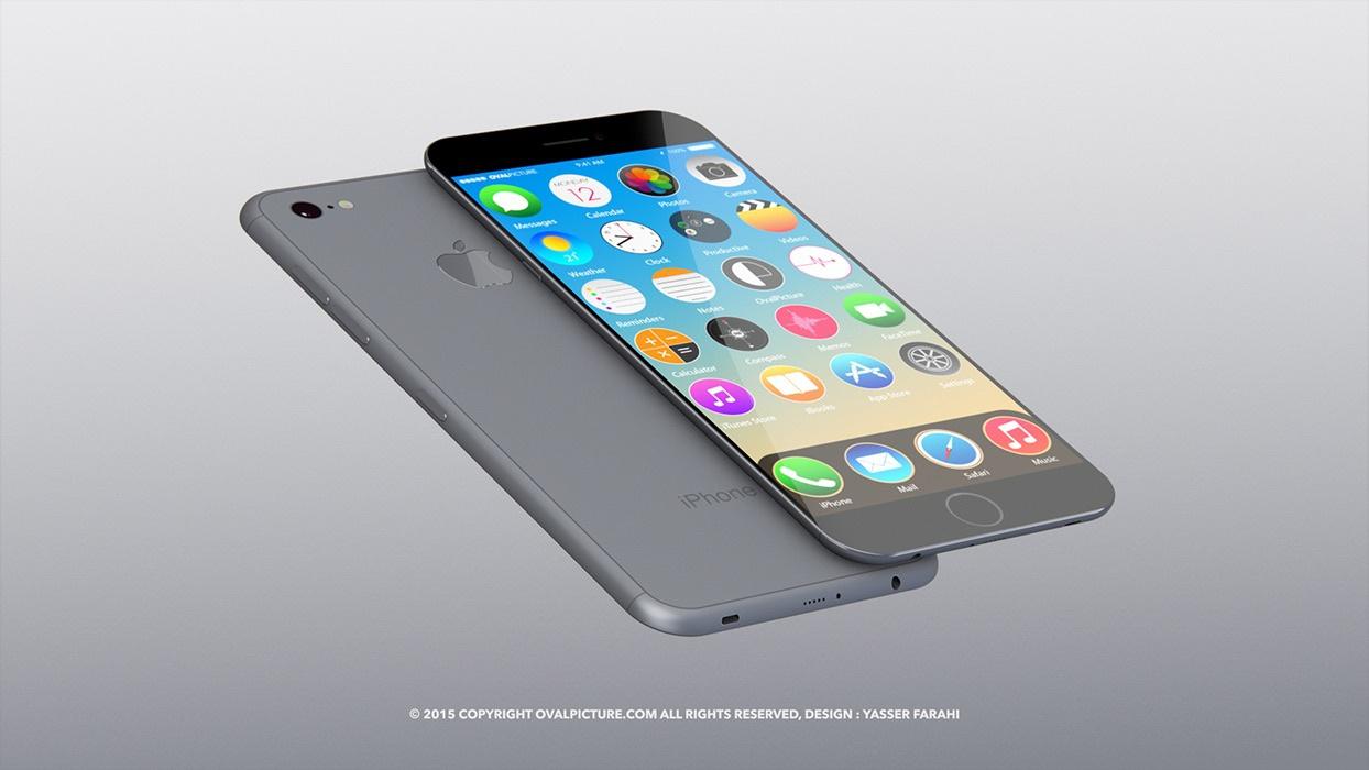 Слух iPhone 7 получит водонепроницаемый корпус
