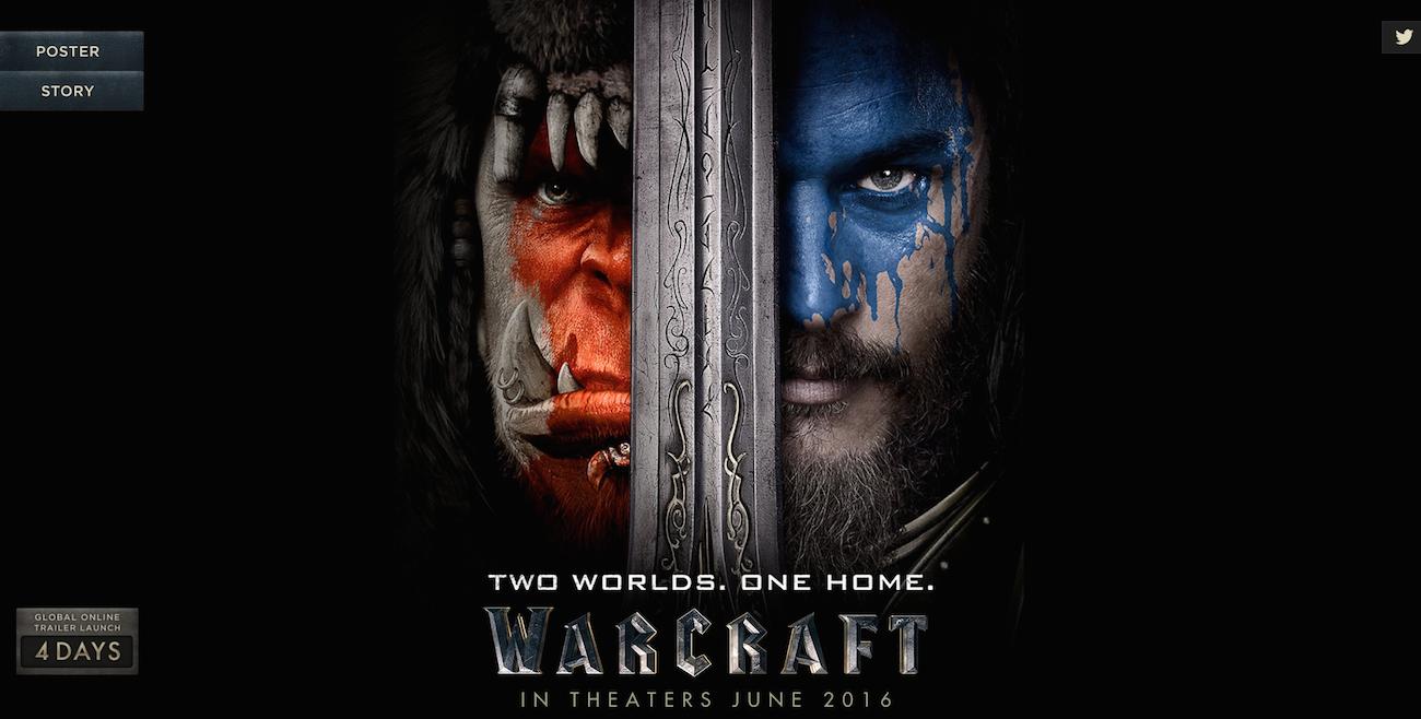 Первый трейлер фильма Warcraft покажут 6 ноября