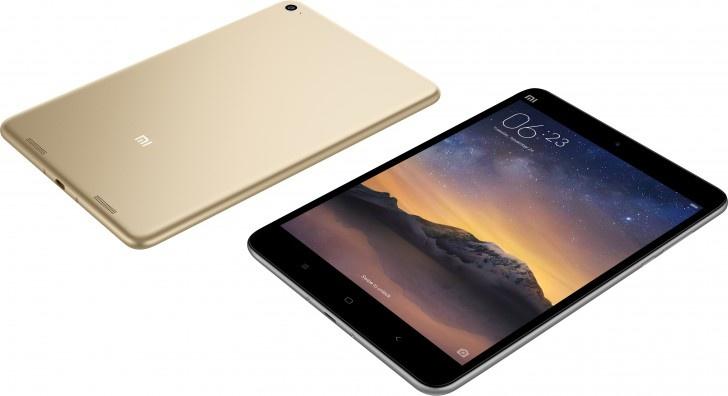 Xiaomi анонсировала планшет Mi Pad 2