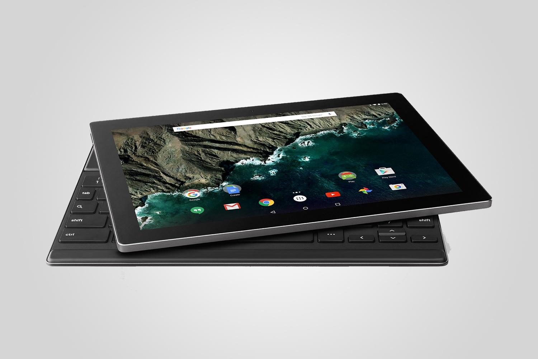 Google начала продажи планшета Pixel C