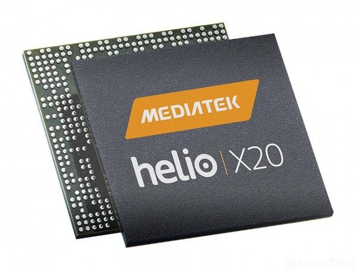 Неофициально Media Tek испытывает проблемы с перегревом Helio X20