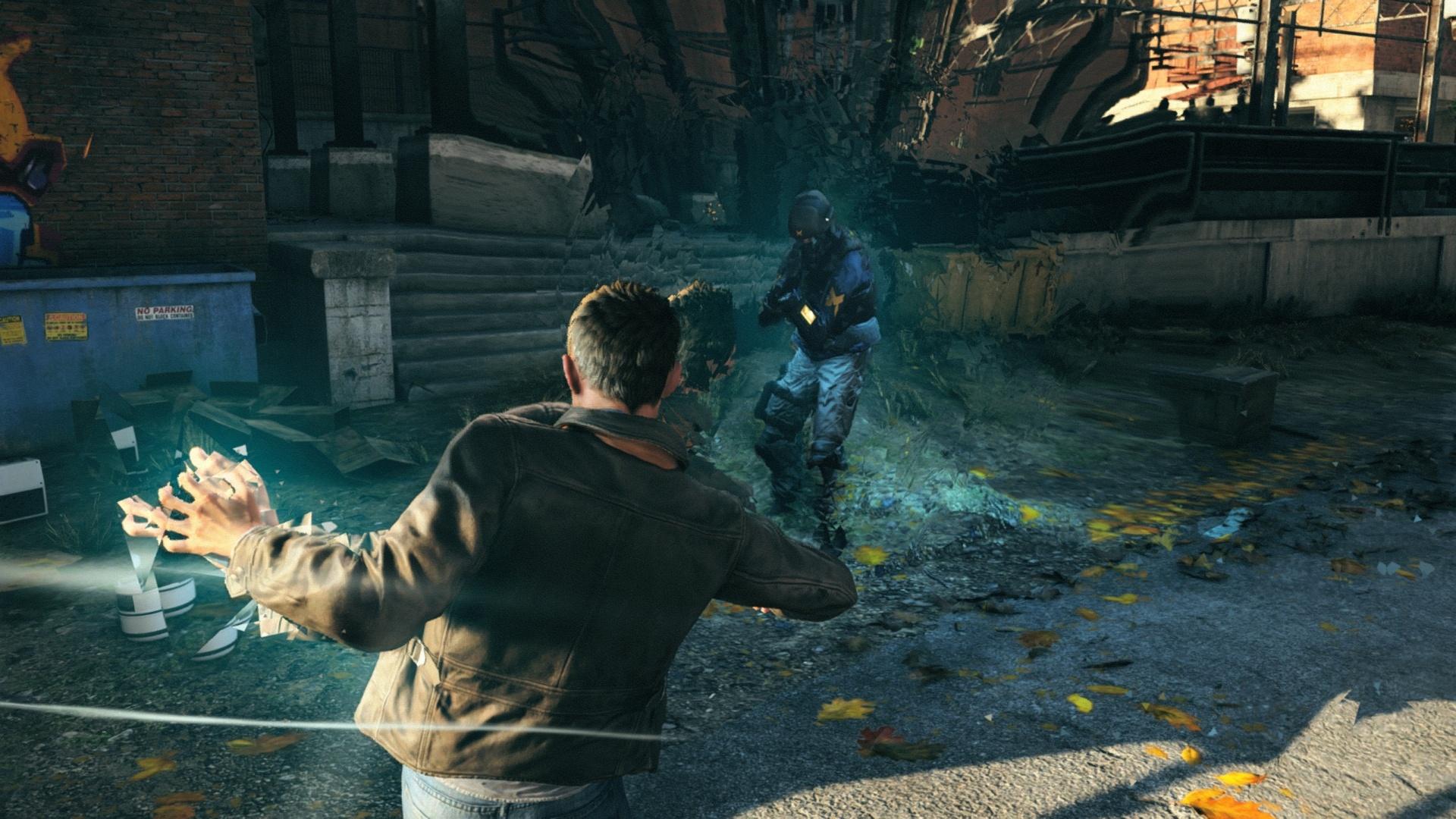 Quantum Break невыйдет вweb-сети интернет Steam