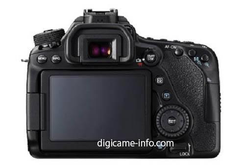 Представлена зеркальная камера Canon EOS 80D
