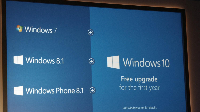Windows 10 устаналивается поверх Windows 7 без спроса