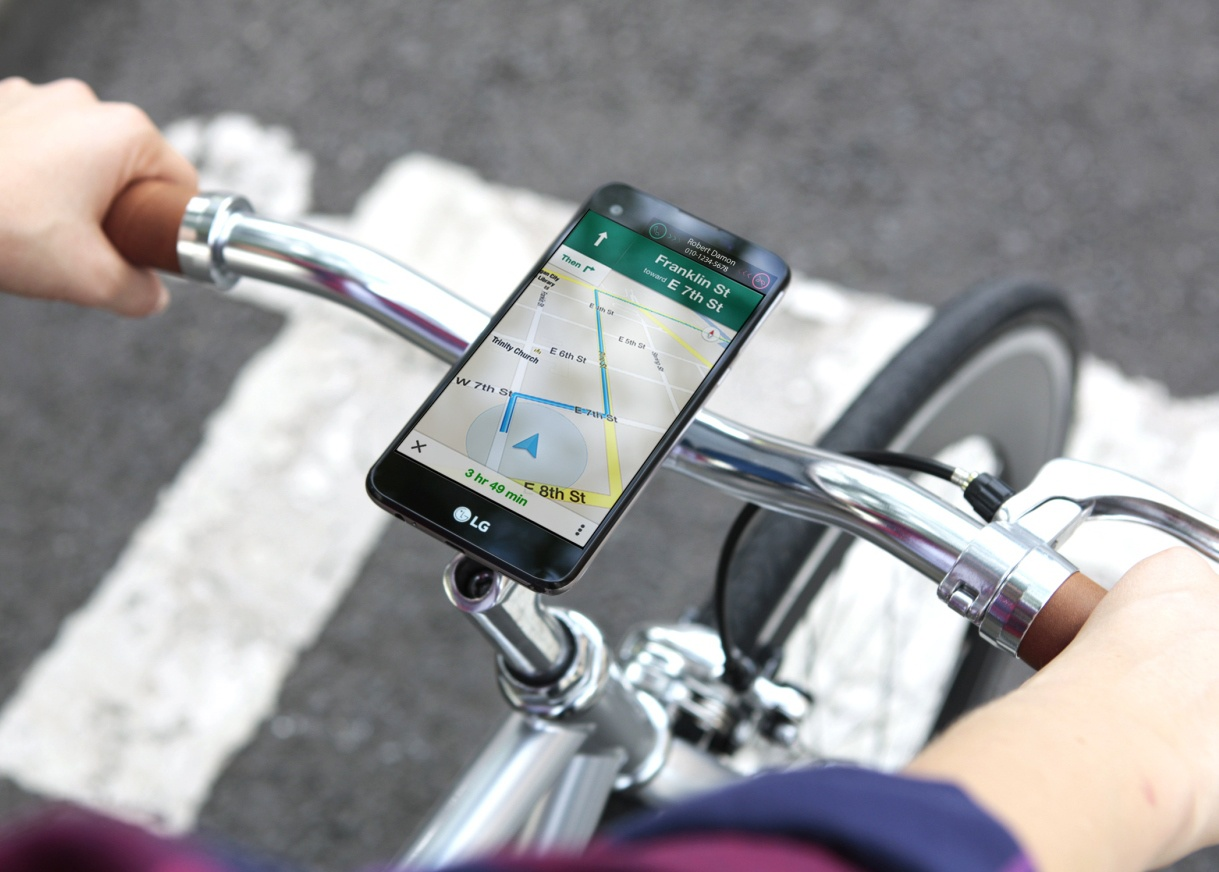 LG объявила о выходе смартфонов X в продажу