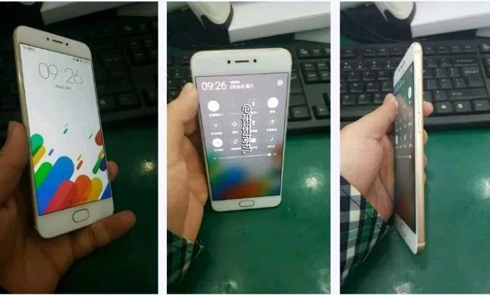 Утечка: новые фотографии Meizu Pro 6