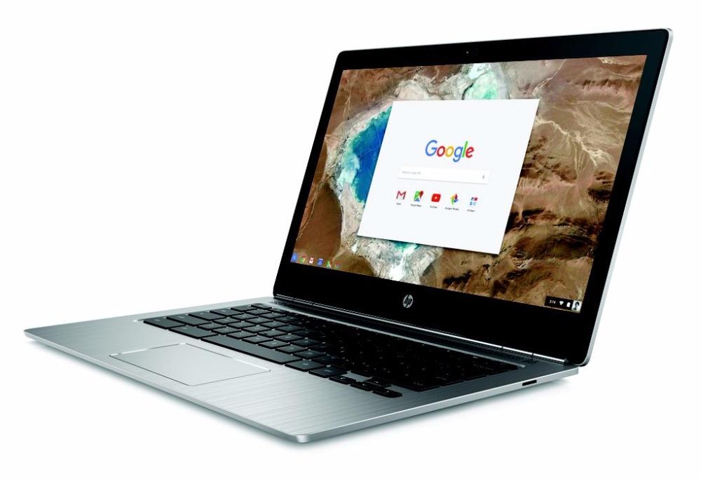 HP анонсировала алюминиевый Chromebook 13