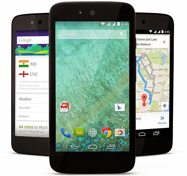 Google работает над расширением линейки телефонов андроид One