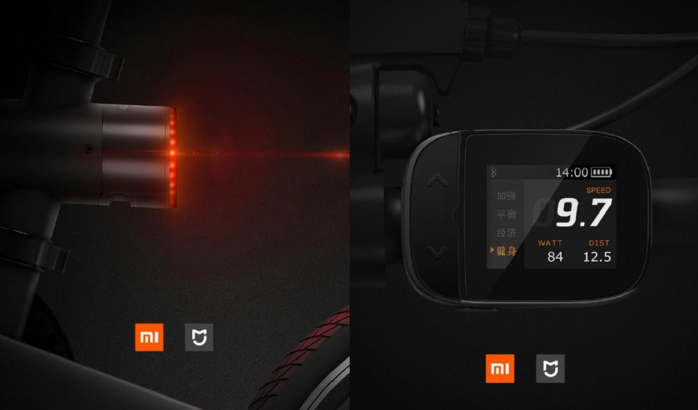 Xiaomi покажет свой умный велосипед 23 июня