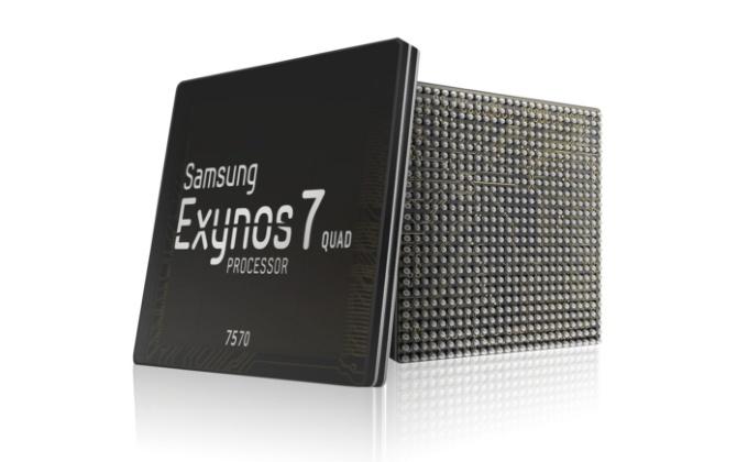 SoC Exynos 7570— бюджетное решение для Интернета вещей