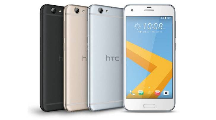 HTC представила дорогой середнячок One A9s