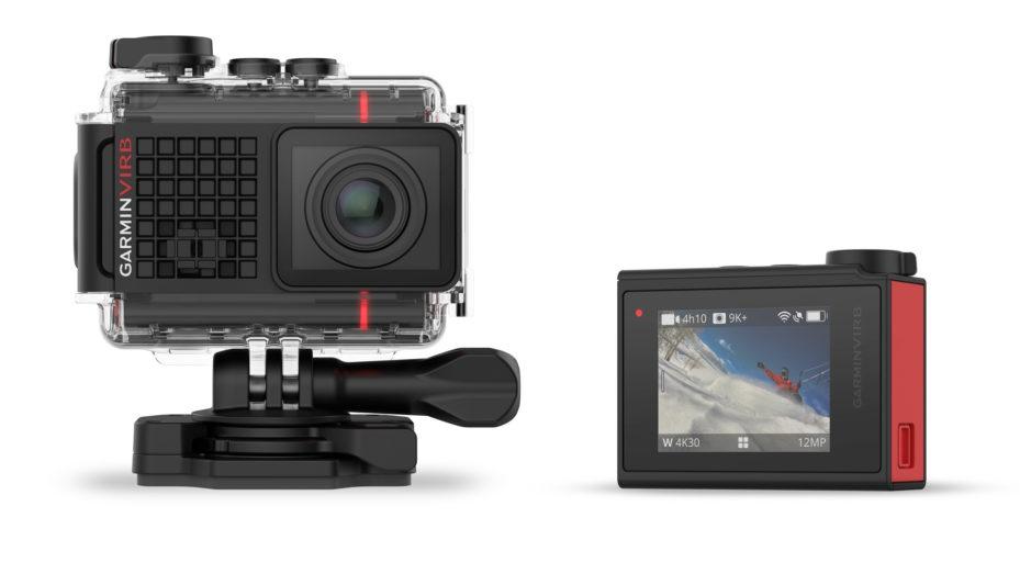 Garmin представила 4К-камеру VIRB Ultra 30