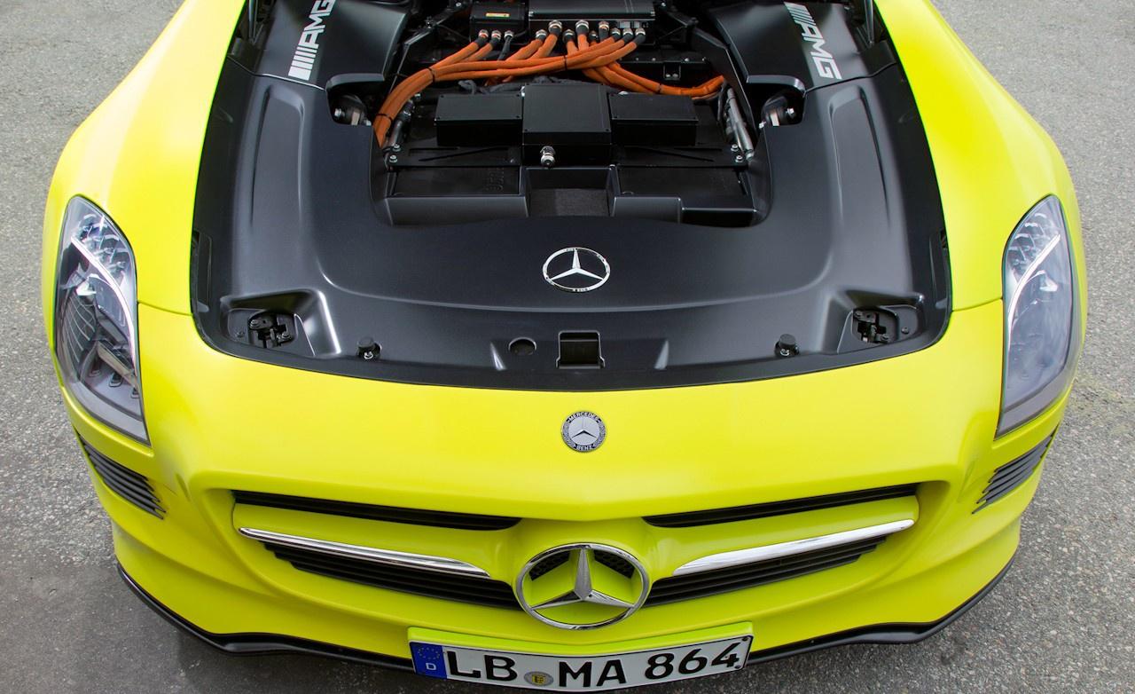 Daimler рассчитывает выпустить покрайней мере 6 моделей электромобилей