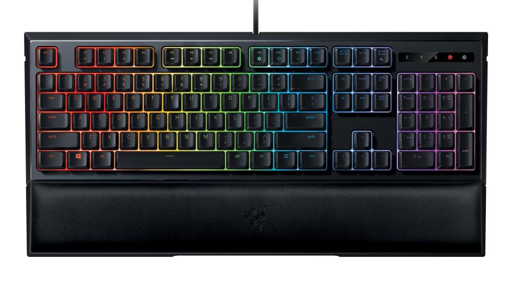 Razer Ornata— первые клавиатуры спереключателями Razer Mecha-Membrane