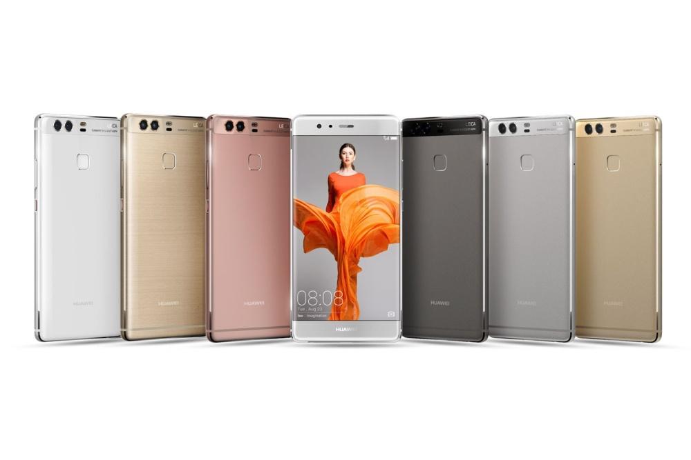 Huawei P9 Gross уже достиг 6 млн. единиц