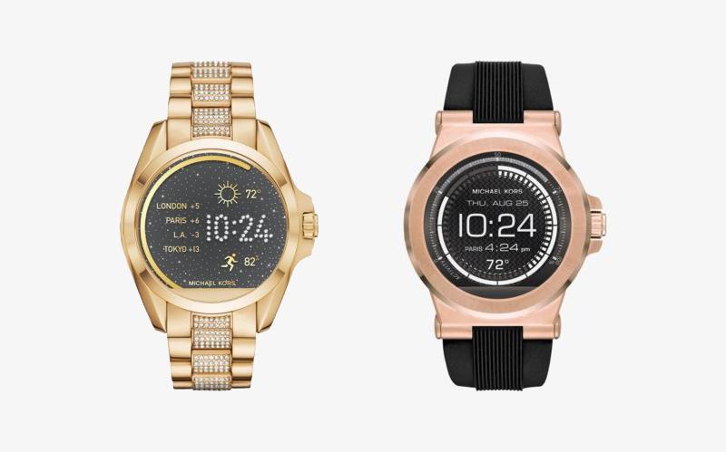 Michael Kors Access: дизайнерские смарт-часы за $350