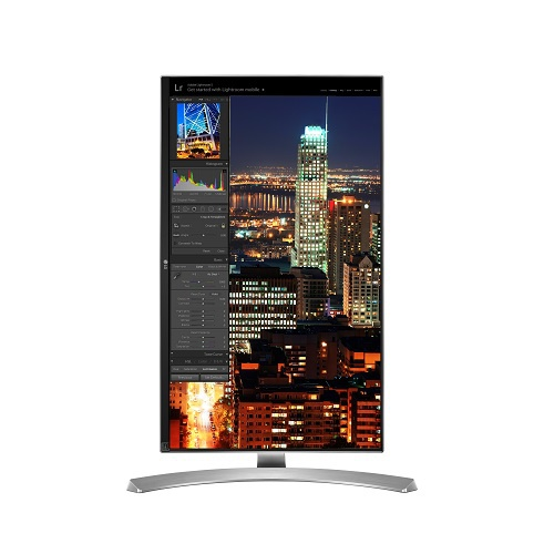 LGпредставляет 27-дюймовый 4K UltraHD USB-C монитор