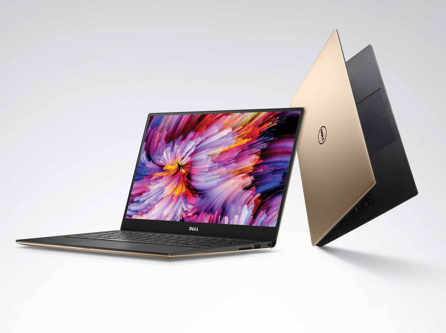 Dell показала новые ноутбуки XPS 13