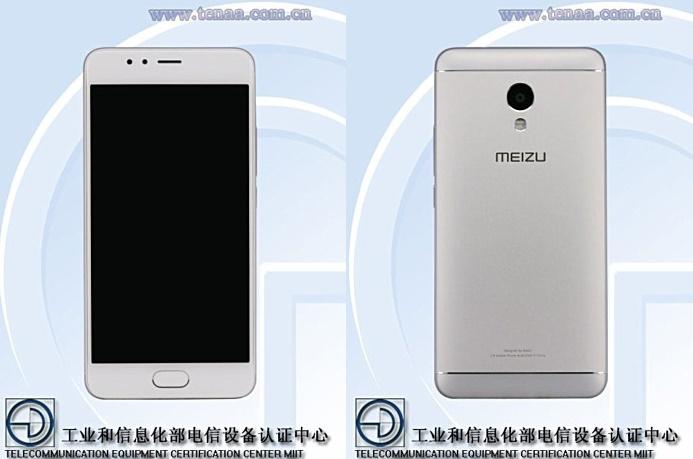 Meizu M5S засвечен насертификации