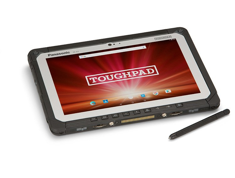 Panasonic Toughpad FZ-Q2: все характеристики