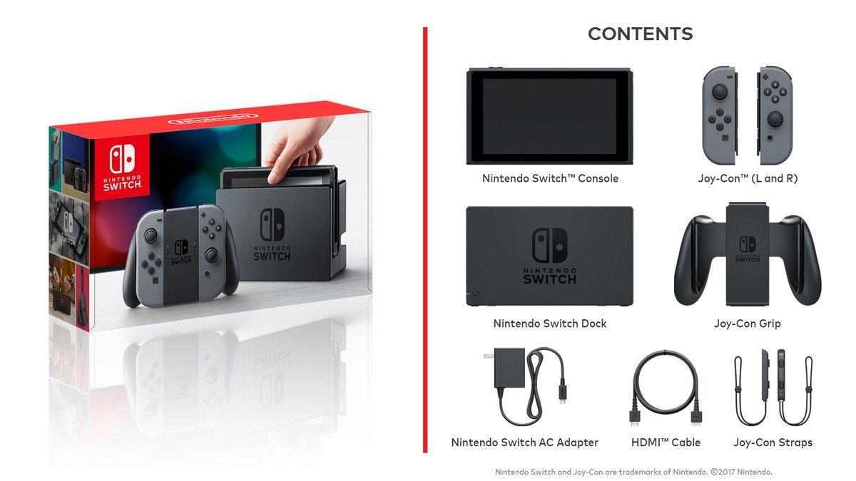 Nintendo Switch будет стоить $300 и появится в продаже 3 марта