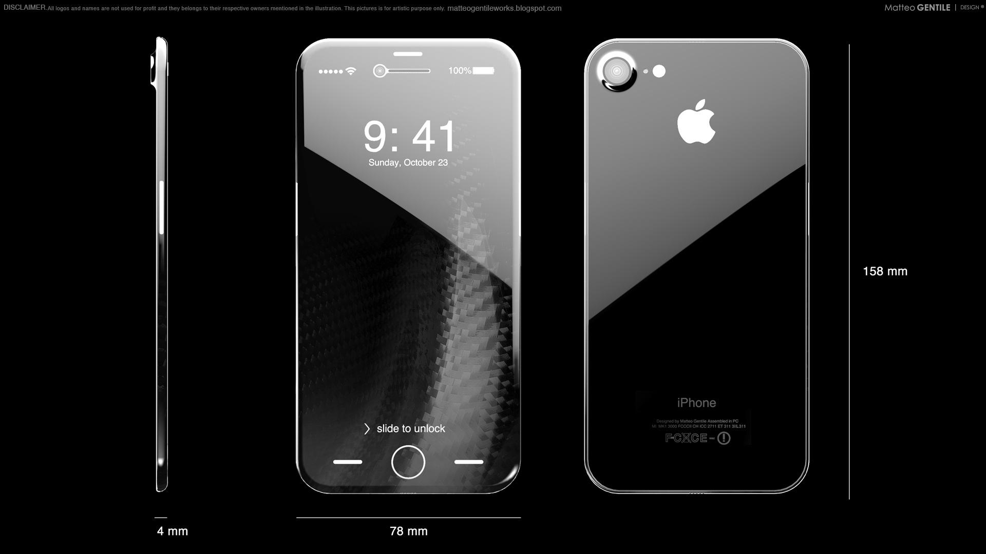 Apple планирует выпустить iPhone Xсгибким дисплеем исканером радужки