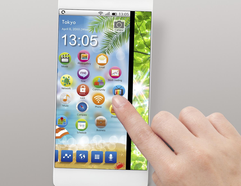 Japan Display анонсировала 5-дюймовый дисплей для телефонов сразрешением QHD