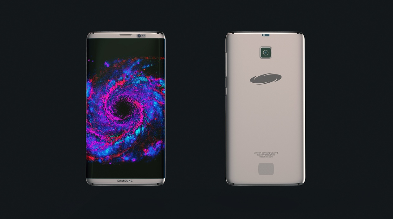 Самсунг решила перенести анонс телефона Galaxy S8 навесну 2017г
