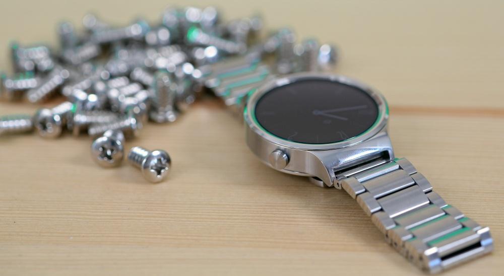 Huawei Watch 2 снабдят поддержкой сотовых сетей