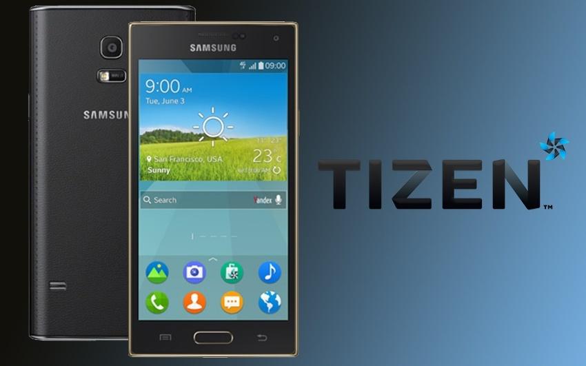 Samsung разрабатывает смартфон с ОС Tizen 3.0