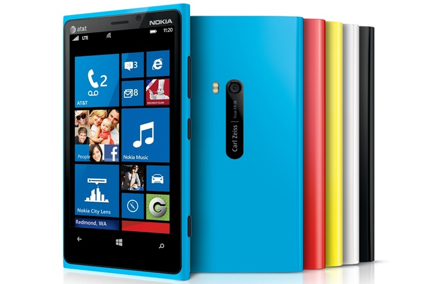 В IV квартале 2016 Microsoft продала меньше миллиона смартфонов Lumia