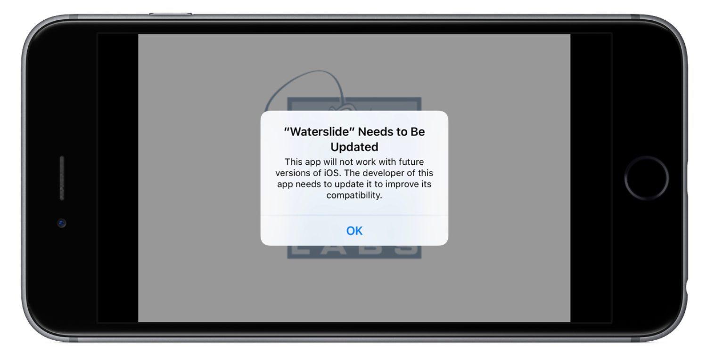IOS 11 может лишиться поддержки 32-битных приложений